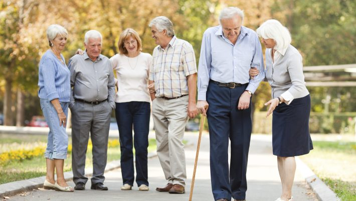 What are the options for senior living?