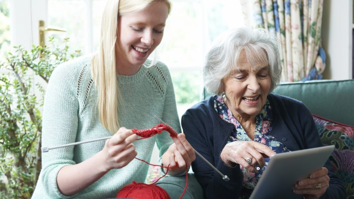 How to address the emotional and psychological concerns of aging parents